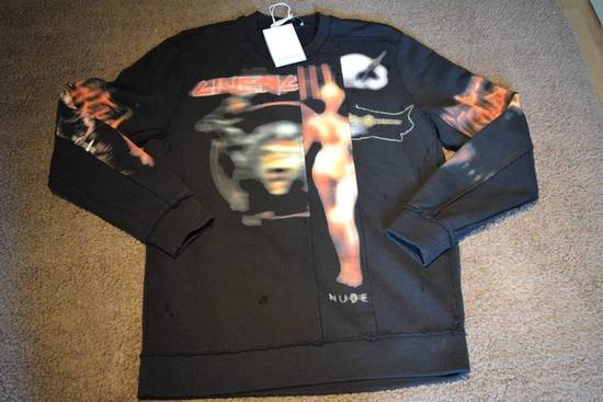 Givenchy Givenchy $1450 Authentic Distressed Men's Sweater Size S Cuban Fit Brand New Size US S / EU 44-46 / 1