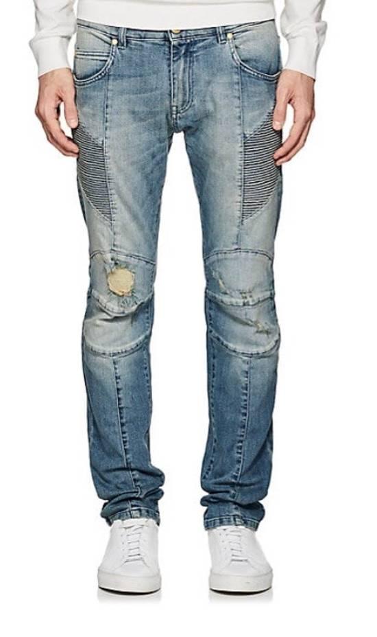 Balmain Balmain Distressed Jeans Size US 32 / EU 48