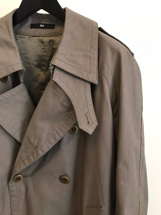 Julius JAPAN MADE MA LONG BREASTED COAT Size US L / EU 52-54 / 3 - 1