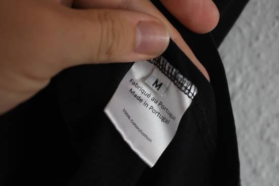 Balmain SS11 860$ RRP Decarnin Era Black Sleeveless Metal Pin Shirt Hand Made Size US M / EU 48-50 / 2 - 4