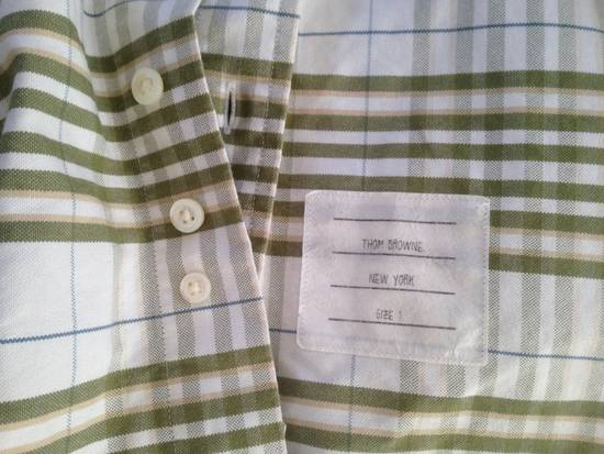 Thom Browne Thom Browne Plaid Oxford Shirt Size 1 Size US S / EU 44-46 / 1 - 7