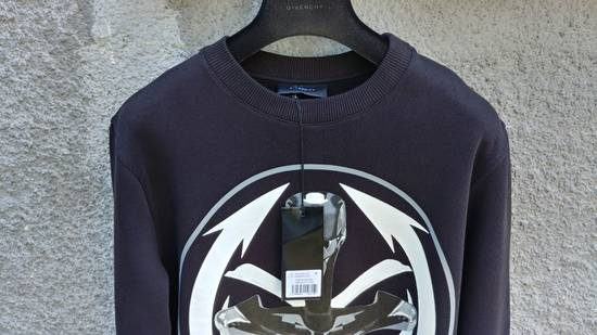 Givenchy $725 Givenchy Tribal Occult Target Print Rottweiler Shark Stars Relaxed Fit Men's Sweater size M Size US M / EU 48-50 / 2 - 6