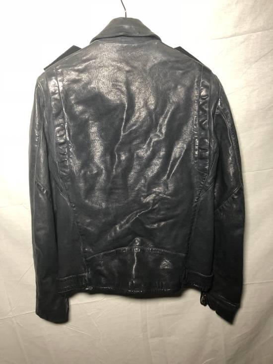 Balmain Sailor's Leather Jacket Size 50 Size US M / EU 48-50 / 2 - 6