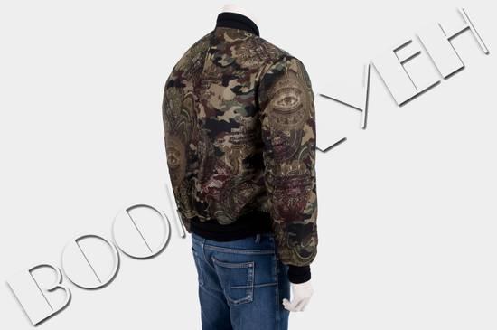Givenchy 2995$ American Dollar Camouflage Bomber Jacket Size US S / EU 44-46 / 1 - 5