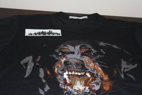 Givenchy Embroidered Rottweiler Size US M / EU 48-50 / 2 - 3
