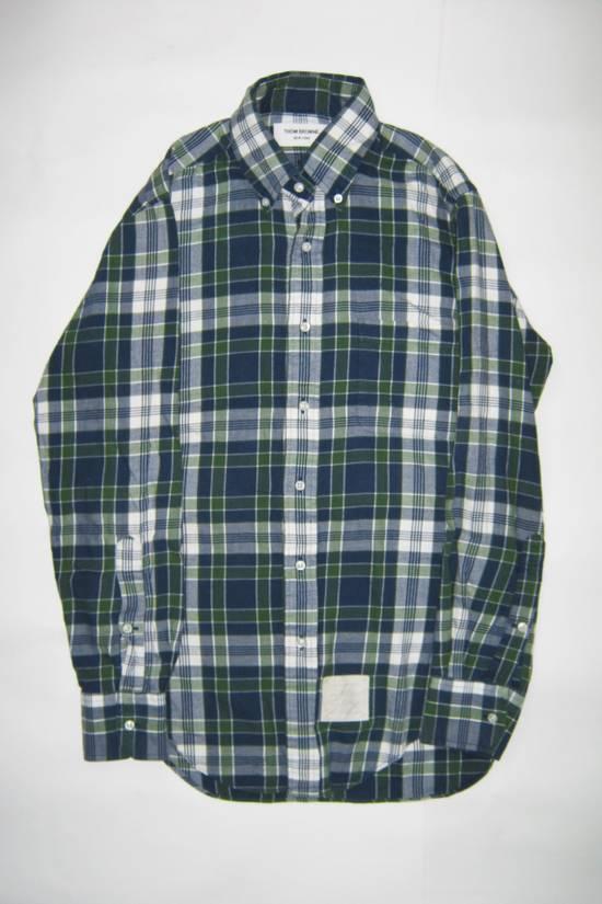 Thom Browne Oxford shirt with pocket Size US S / EU 44-46 / 1