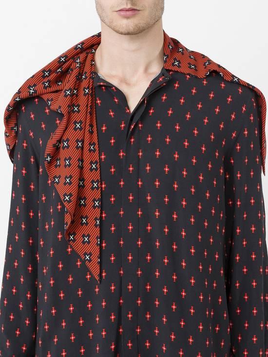 Givenchy Printed scarf shirt Size US M / EU 48-50 / 2 - 7