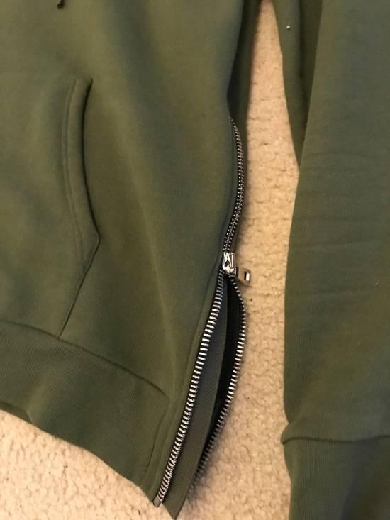 Balmain Side Zip Hoody Size US XL / EU 56 / 4 - 3