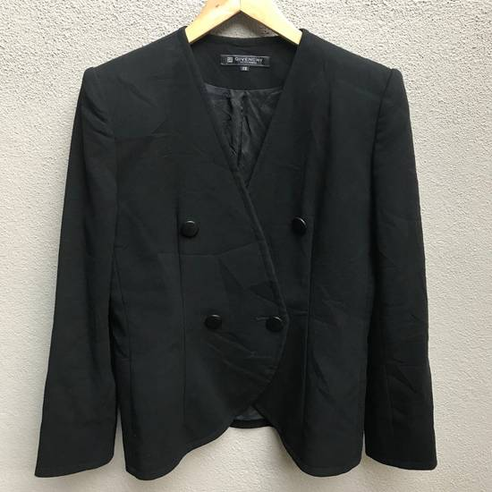 Givenchy GIVENCHY Paris Woman Coat Blazer Black Size US M / EU 48-50 / 2 - 1