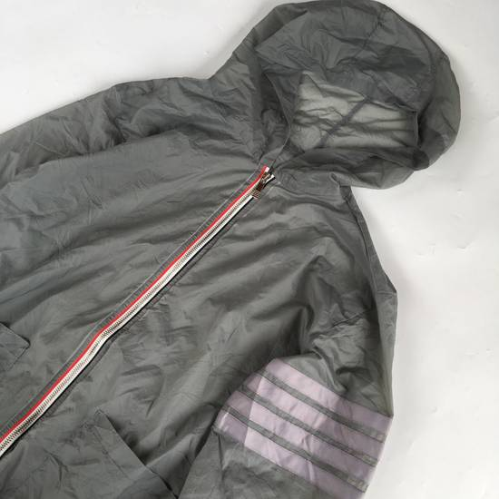 Thom Browne Thom Browne Light Hoodie Jacket Size US M / EU 48-50 / 2 - 3