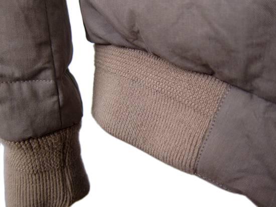 Balmain AW11 Khaki Military Down Jacket sz. 44 Size US XS / EU 42 / 0 - 4