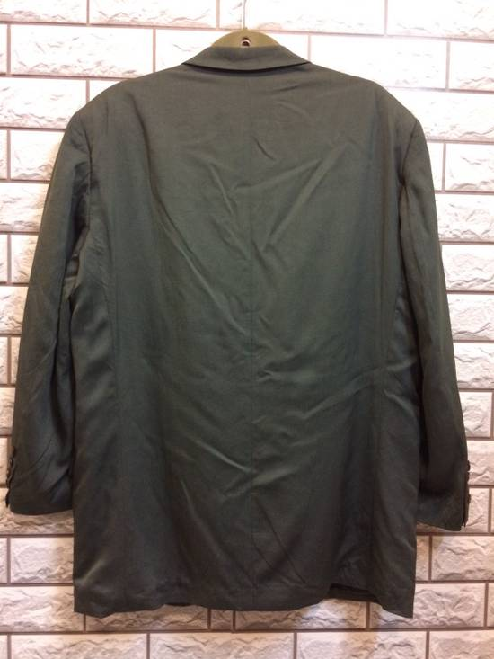 Givenchy Givenchy Blazer Coat Dark Green Size 38L - 9