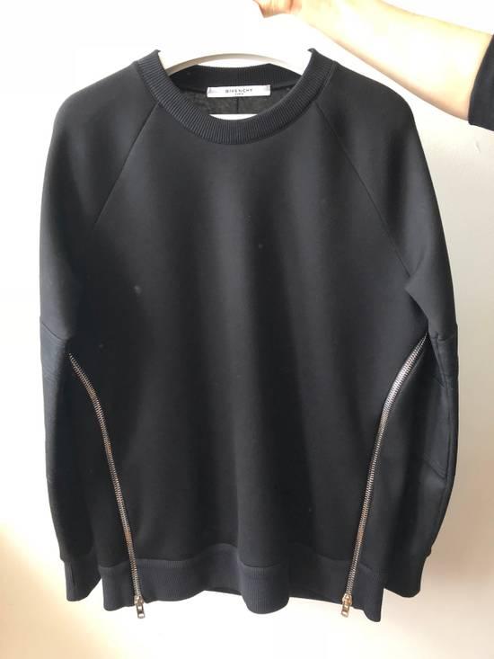Givenchy Givenchy Zip Detail Sweatshirt Size US S / EU 44-46 / 1 - 3