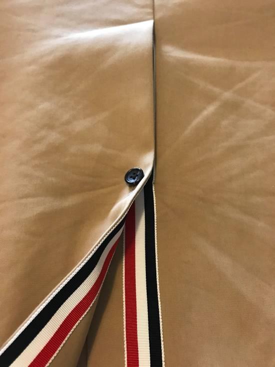 Thom Browne Thom Browne Tan Macintosh Overcoat - Size 00 Size US XXS / EU 40 - 2