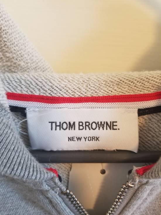 Thom Browne Thom Browne Classic Four-Bar Hoodie Size US XS / EU 42 / 0 - 2