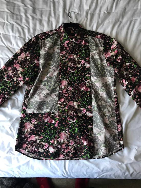Givenchy Pre spring 2014 Floral Button Up Size US L / EU 52-54 / 3