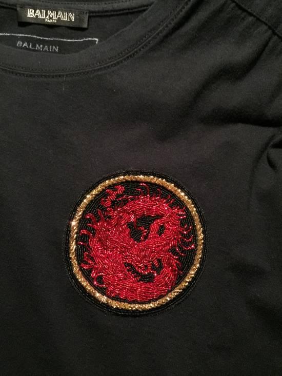 Balmain amazing embroidery on tee Size US M / EU 48-50 / 2 - 1
