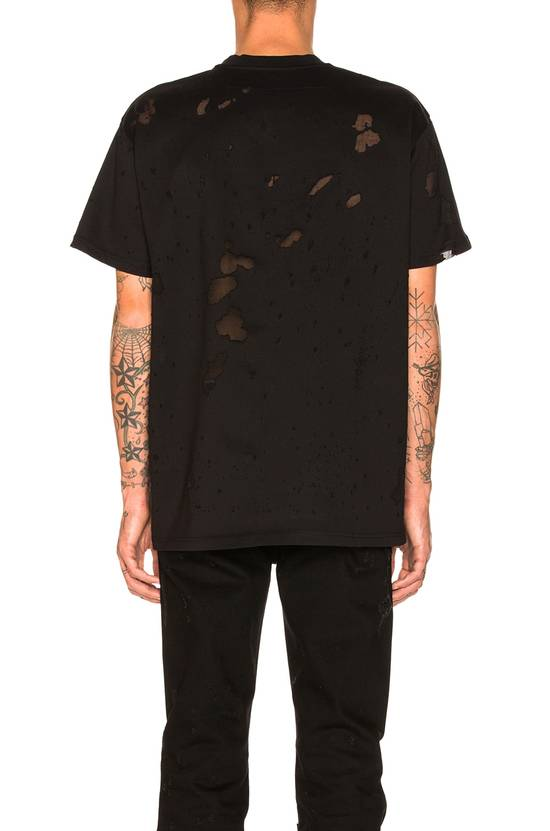 Givenchy Givenchy Black Destroyed Distressed Logo Oversized Shark T-shirt size XL (XXL) Size US XXL / EU 58 / 5 - 2
