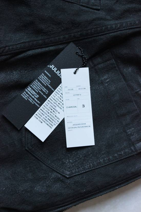 Julius Jacquard Denim trousers sz 3 Size US 32 / EU 48 - 3