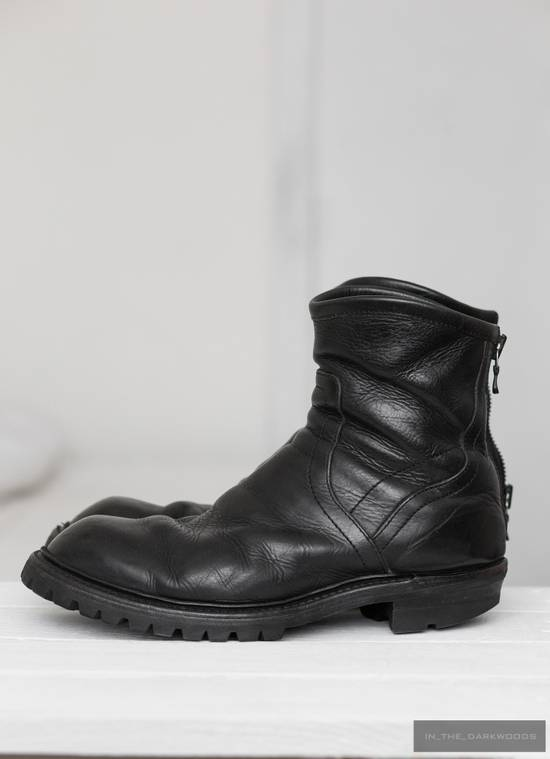 Julius = last drop = engineer vibram sole leather boots Size US 9.5 / EU 42-43 - 9