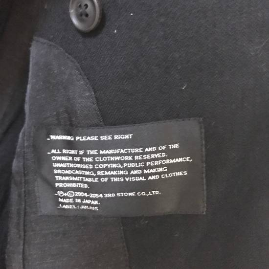 Julius matte black jacket Size US M / EU 48-50 / 2 - 2