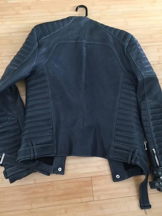 Balmain Balmain Leather Biker Jacket Size US M / EU 48-50 / 2 - 1