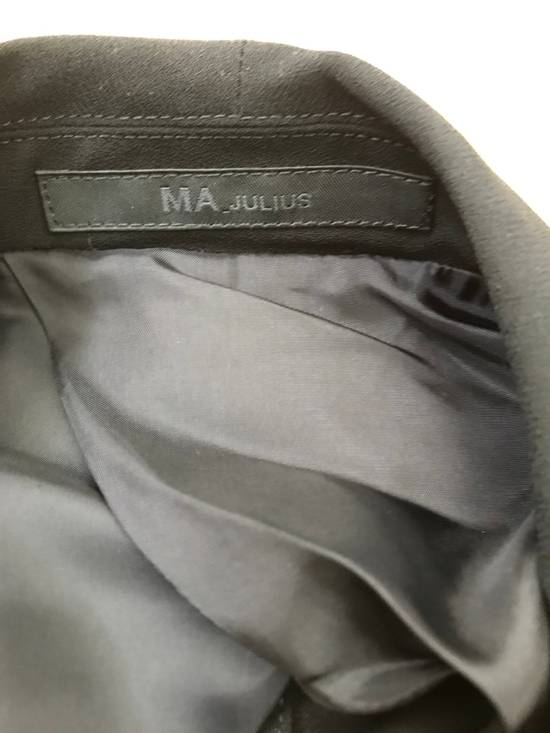 Julius SS13 short pleated jacket Size US M / EU 48-50 / 2 - 4