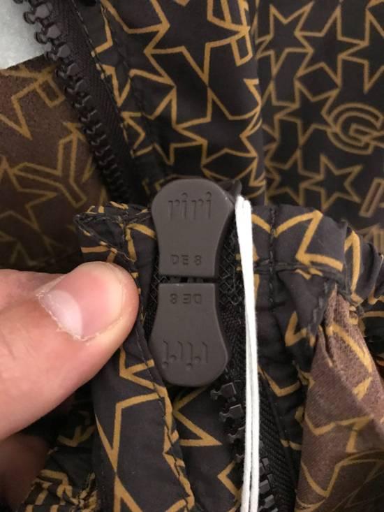 Givenchy Brown Star & Logo Contrast Zipper Size US L / EU 52-54 / 3 - 16
