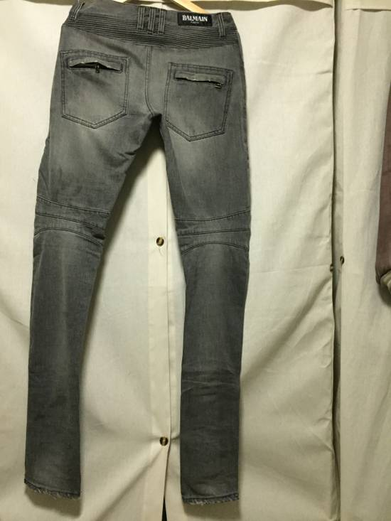 Balmain Decarnin 2010 pintucks Size US 30 / EU 46 - 4