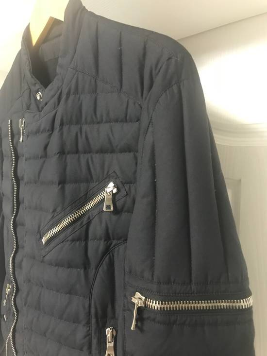 Balmain classic down biker jacket Size US XL / EU 56 / 4 - 2
