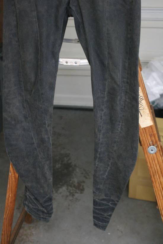 Julius Julius x LHP Skinny Fit Indigo Denim Size US 31 - 2