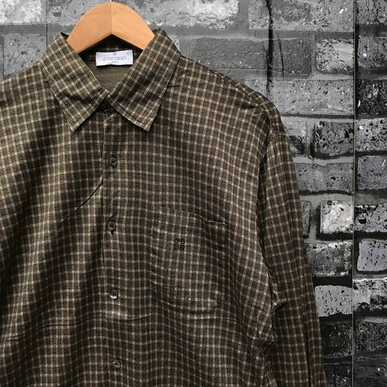 Givenchy GIVENCHY Rare Luxury Look Button Shirt Monsieur Givenchy Paris Size US M / EU 48-50 / 2 - 3