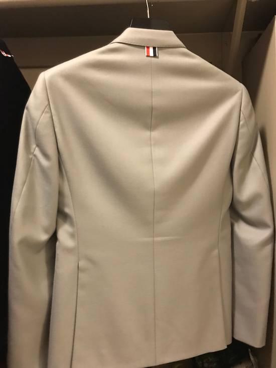 Thom Browne Thom Browne Bluish Grey Blazer (size 0) SS13 Size 34S - 4
