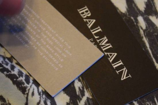 Balmain Balmain $350 Men's Buffalo printed T-shirt Size XS Brand New With Tags Size US XS / EU 42 / 0 - 5