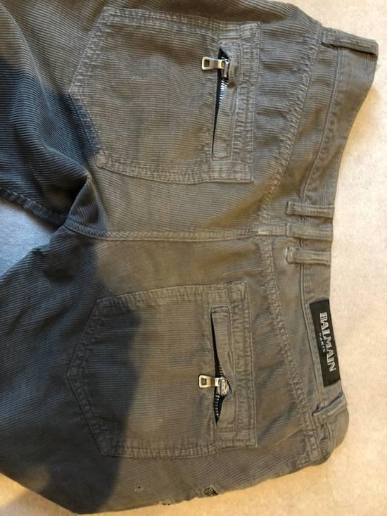 Balmain corduroy Trousers Size US 32 / EU 48 - 5