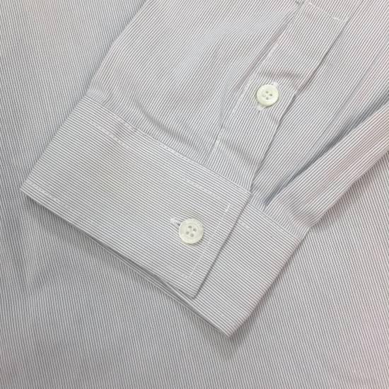Balmain Fine Stripe Button Down Shirt NWT Size US L / EU 52-54 / 3 - 9