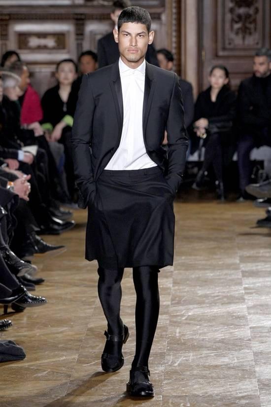 Givenchy FW10 SKIRT SHORTS Size US 28 / EU 44 - 1