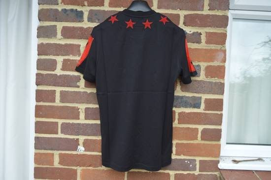 Givenchy Black and Red 5 Stars T-shirt Size US XL / EU 56 / 4 - 8