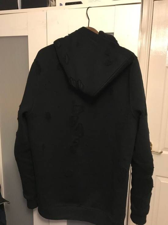Givenchy Givenchy Paris Destroyed Logo Hoodie Size US M / EU 48-50 / 2 - 2