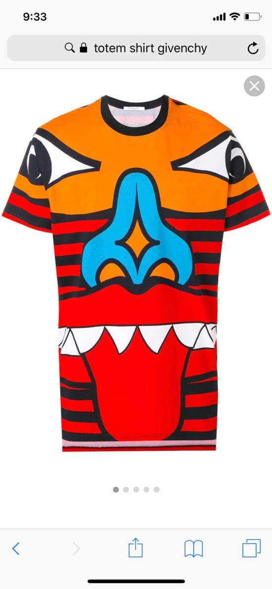 Givenchy Totem Like Shirt Size US S / EU 44-46 / 1