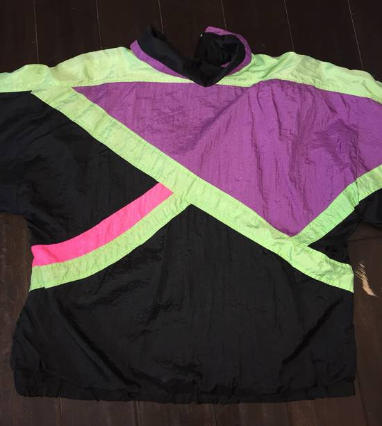 Givenchy Vintage 80's Givenchy Active Sports Nylon Tracksuit jacket. Size US L / EU 52-54 / 3 - 3