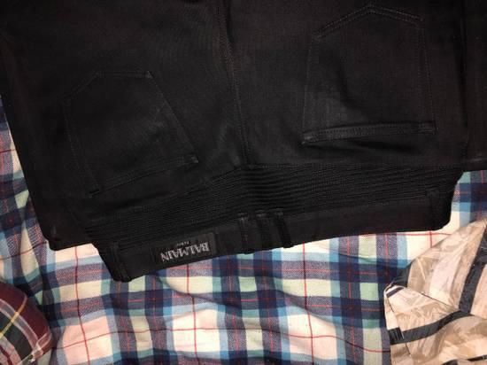 Balmain BALMAIN BALMAIN Skinny Biker Jeans 34, 30 Size US 34 / EU 50 - 8