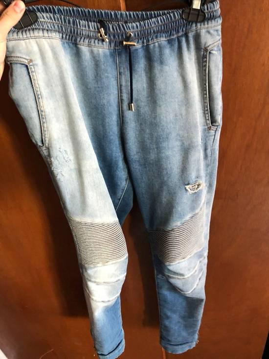 Balmain Sweat Pant Jeans Size US 30 / EU 46