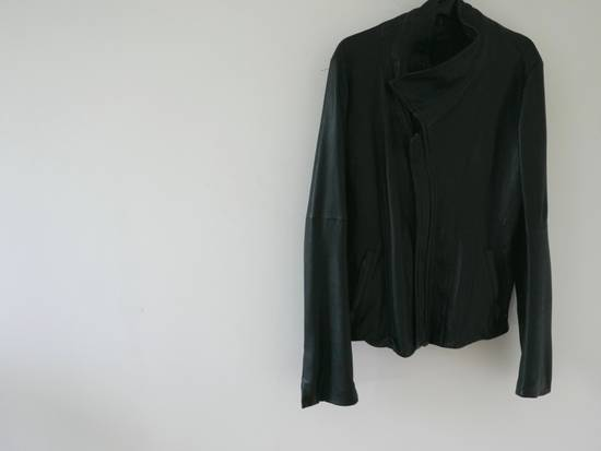 Julius Julius Kevlar Black Leather Jacket Size US S / EU 44-46 / 1