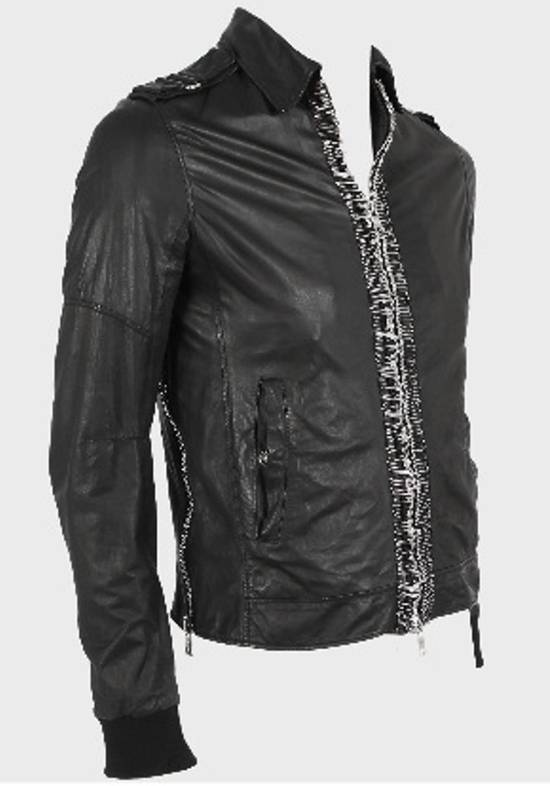 Balmain Safety Pin Biker Jacket Size US S / EU 44-46 / 1 - 15