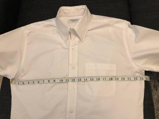 Thom Browne White Shirt Size US XL / EU 56 / 4 - 8