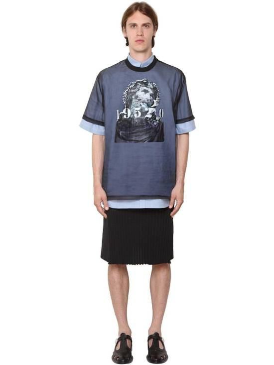 Givenchy Givenchy Jesus Christ Silk Organza Sheer Madonna Oversized T-shirt size XS (L) Size US XS / EU 42 / 0 - 2