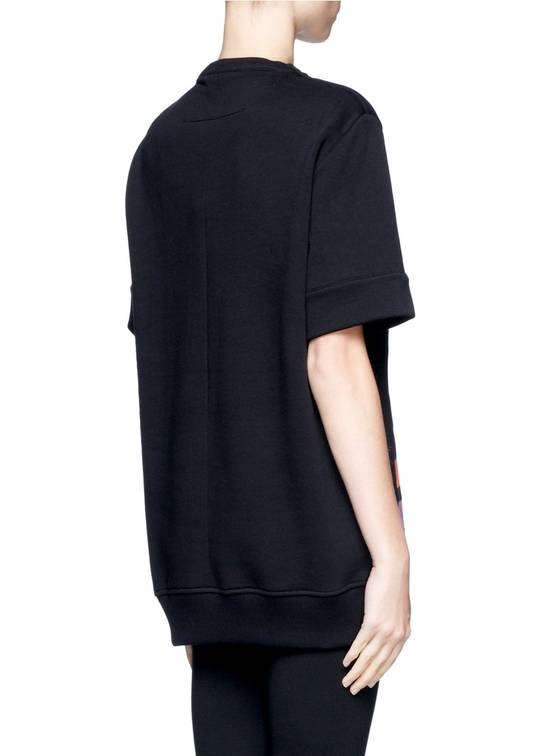 Givenchy $800 Givenchy American Dream Rottweiler Cropped Sleeve Pullover Sweater size S Size US S / EU 44-46 / 1 - 2