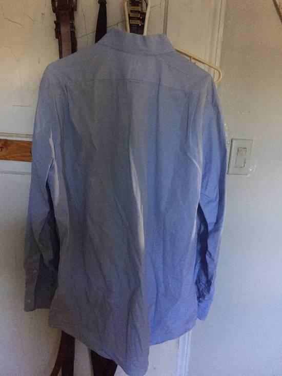 Thom Browne BLue Collar Shirt Size US XXL / EU 58 / 5 - 4
