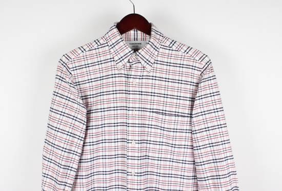 Thom Browne Thom Browne Men White/Multi Shirt Size S Size US S / EU 44-46 / 1 - 1